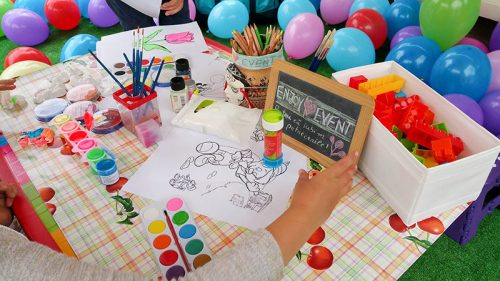 kids corner si ateliere de creatie in Cluj
